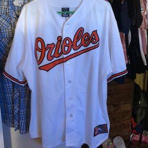 Baltimore Orioles Jersey . ( Dunn 77 )